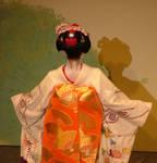 Gion Geisha Dance 6