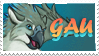 GAU Avatar Stamp by calger459