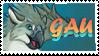 GAU Avatar Stamp by calger459