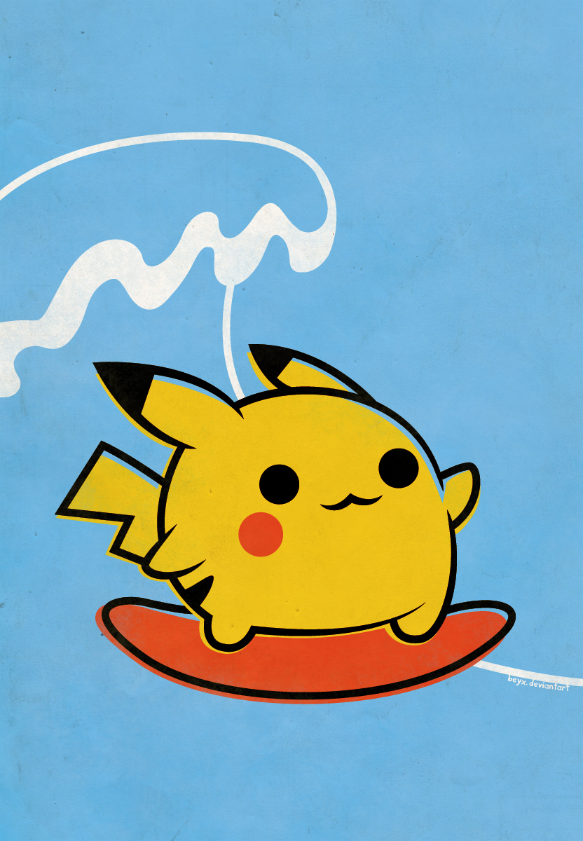 Pika Surf by beyx