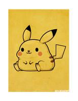 Pikachu by beyx