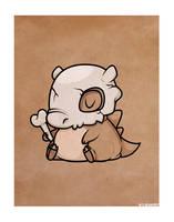 Cubone by beyx