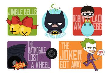 Batman Smells by beyx