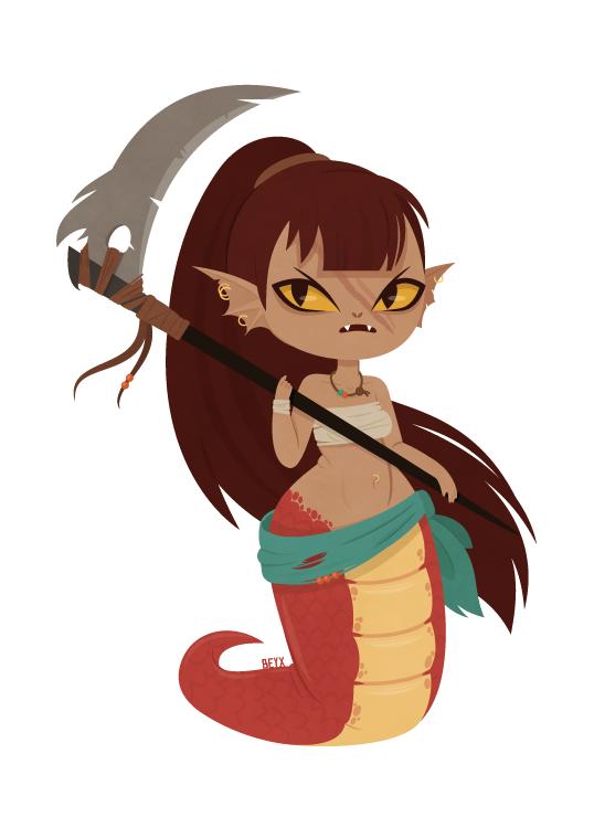 Naga by beyx