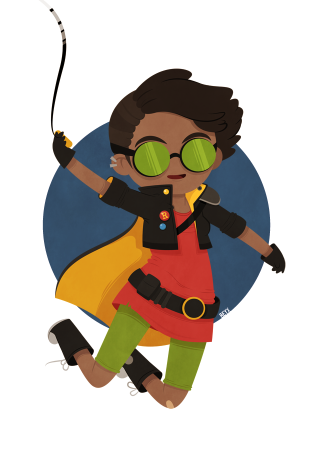 Robin by beyx