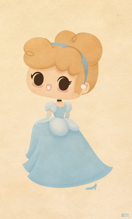 Cinderella by beyx