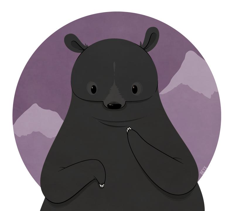 Bear by beyx