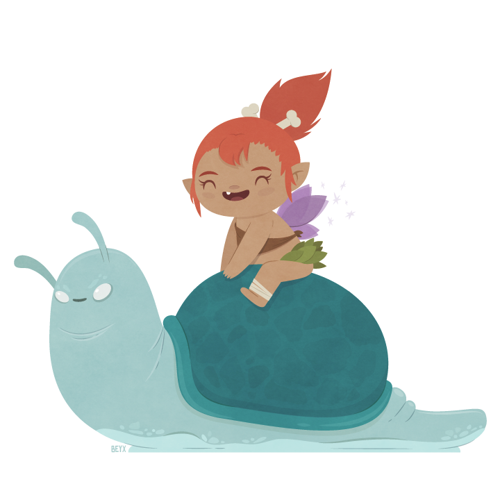 Fairy by beyx