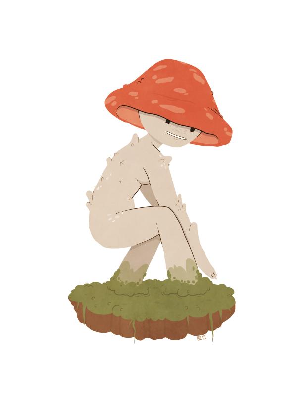 Mushroom by beyx