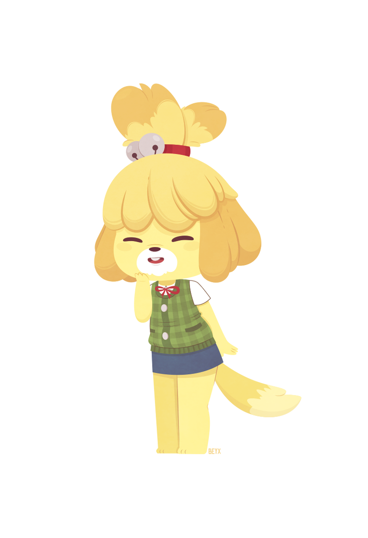 Isabelle by beyx