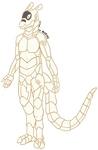 Male Synth for Rune The Kitsune