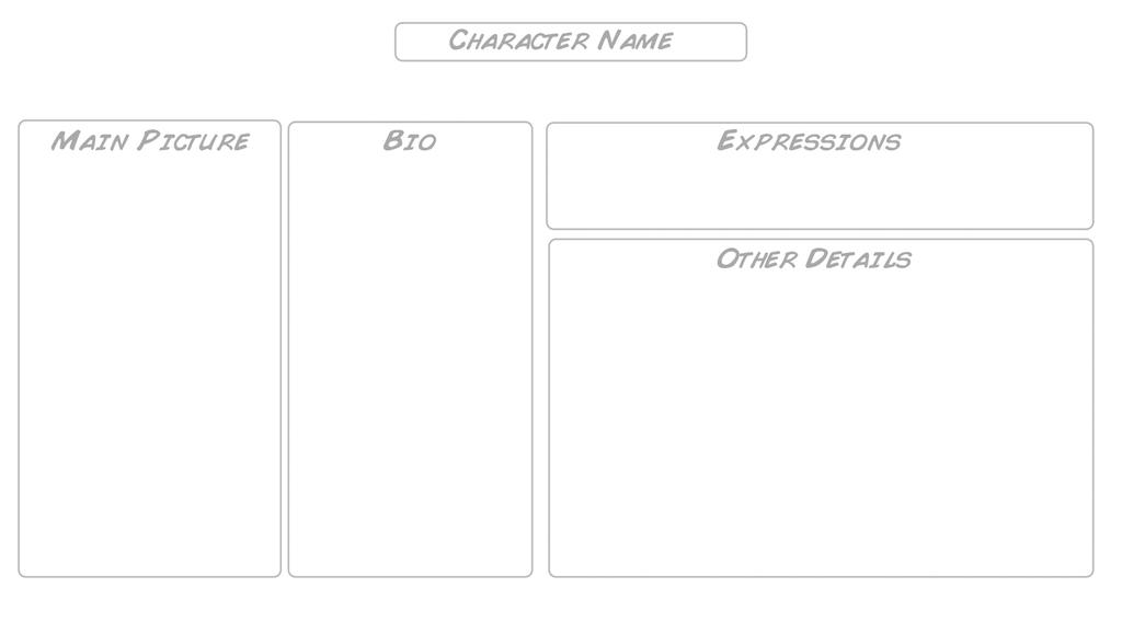 D D 5e Character Sheet Double Sided Printable: Generic Character Sheet By TeaKayArt On DeviantArt