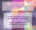 Space Textures Pack