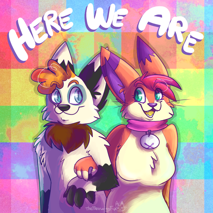 Here We Are by sproutlets