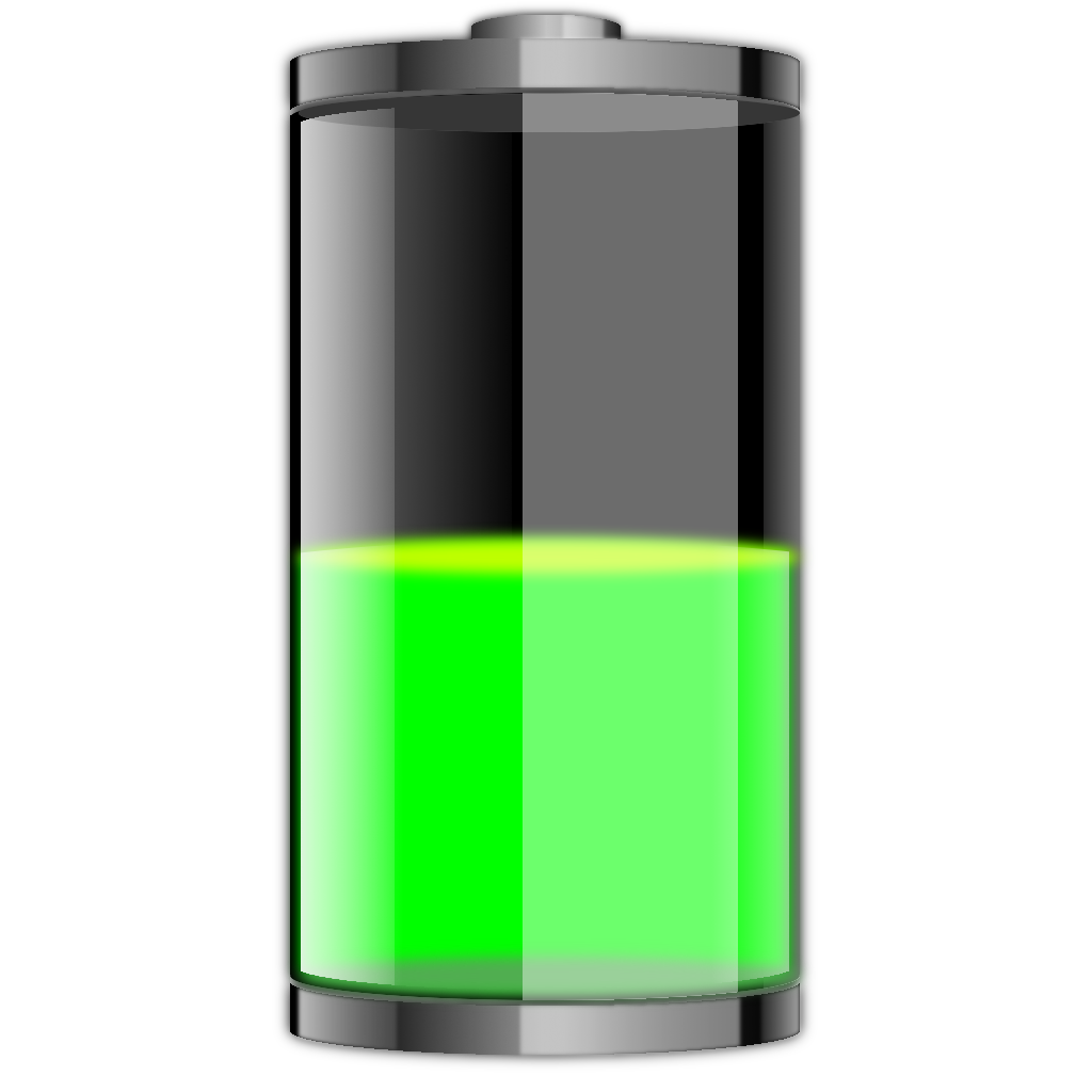 batteries icons - photo #3
