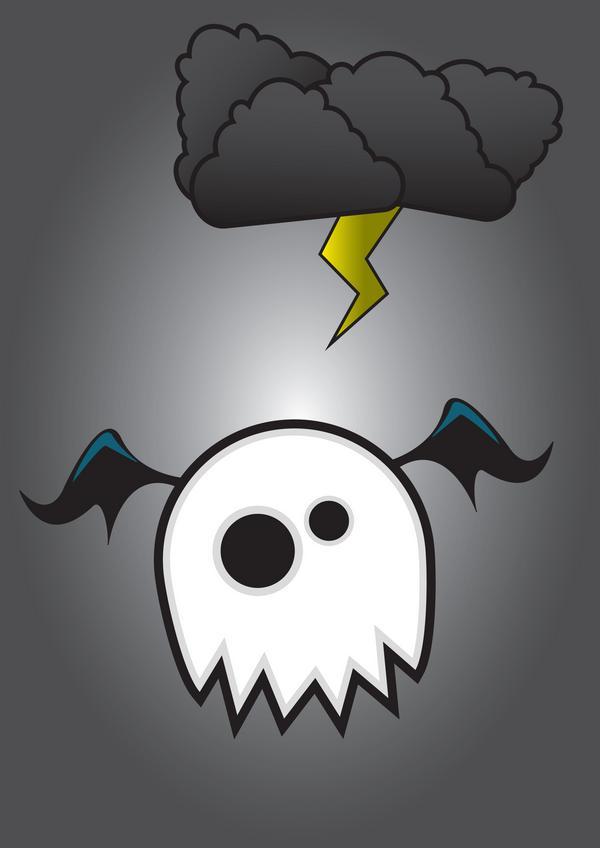 little ghost by AkariChan87Gaby