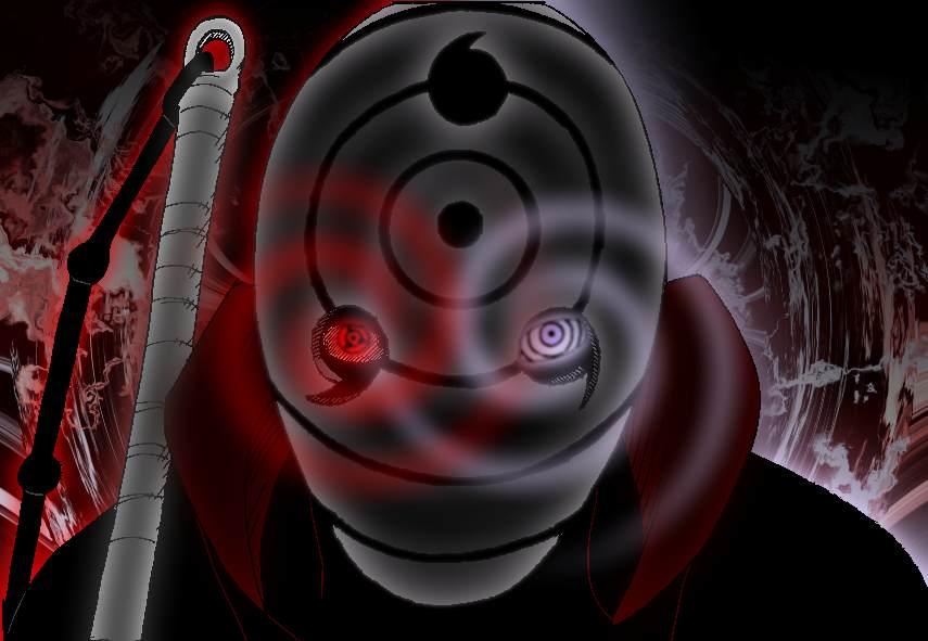Naruto and One Piece manga theories: Madara is the Juubi Naruto Shippuden Madara Sharingan