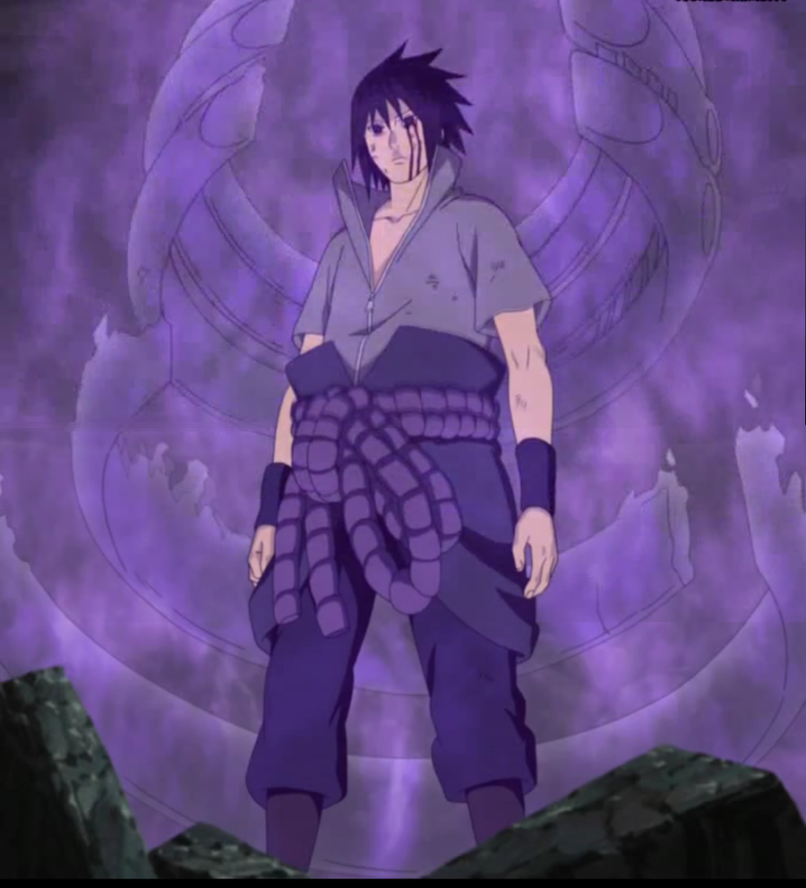 Susanoo sasuke by ~beauryan101 on deviantART