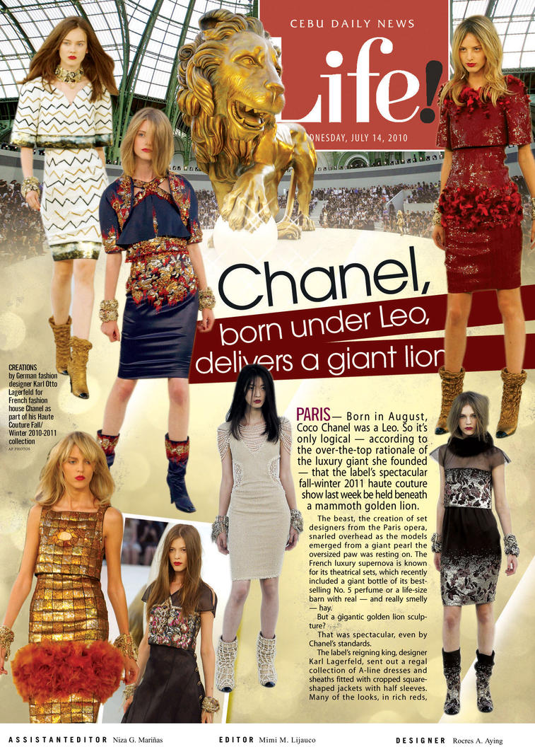 chanel by sercor