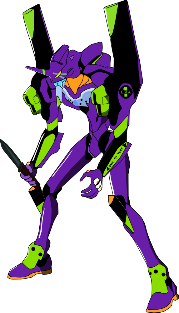 EVA Unit 01 by Arnax
