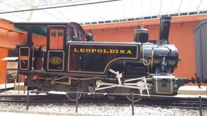 Locomotive of the Petropolis Line