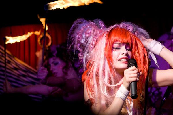 Emilie Autumn by dispodip