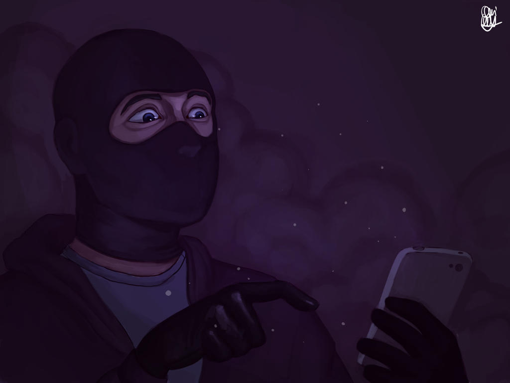 Stalker by Orezaroo
