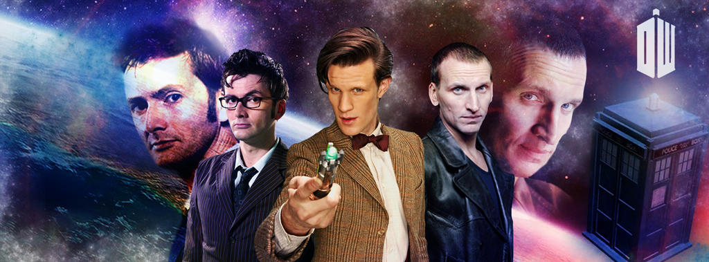 Banner Doctor Who