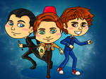 Doctor Who(9,10,11)