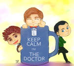 I'm the Doctor.