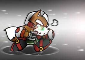 GO FOX GO by WhiteFox89