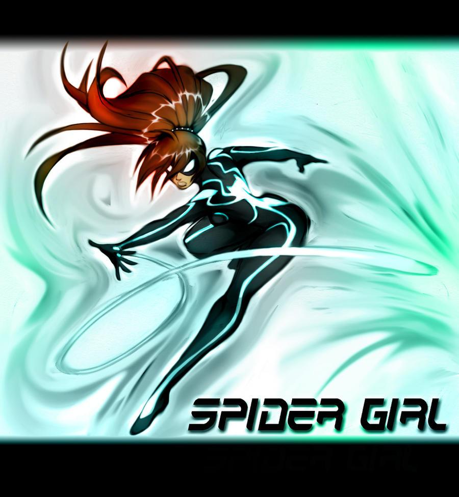 Arana Spider Girl