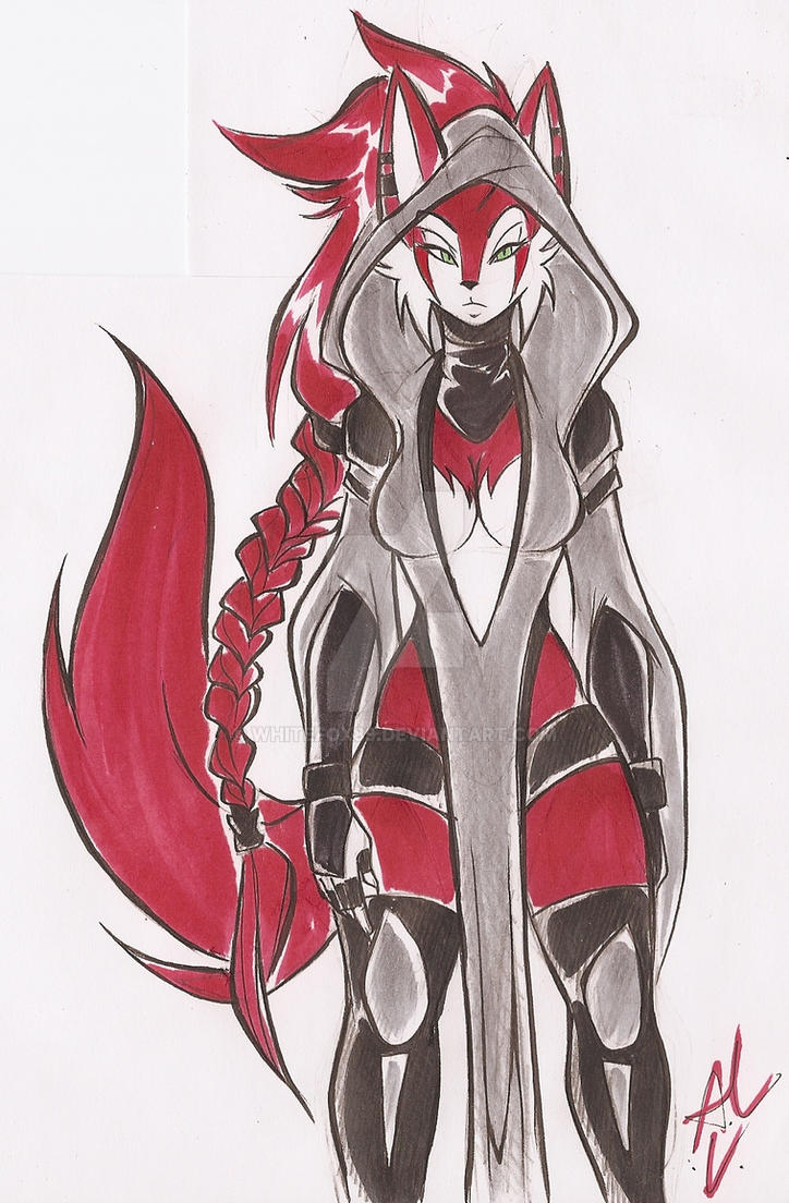 CARENA THE SITH by WhiteFox89