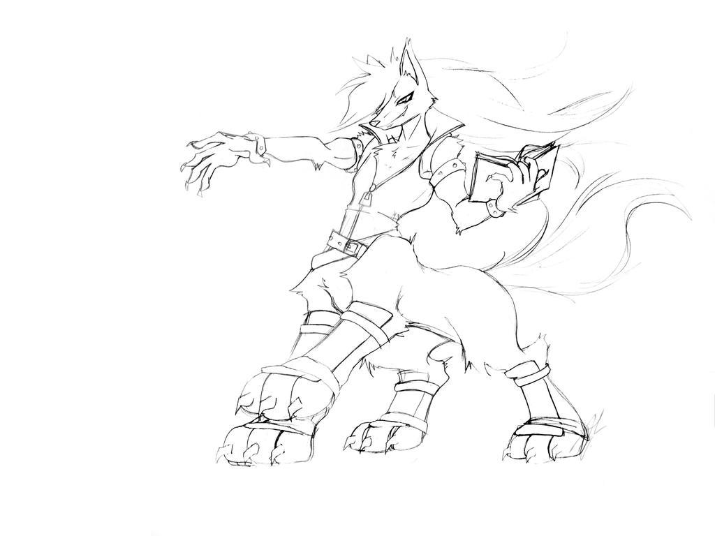 Wolflun in demand by WhiteFox89