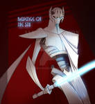 General grievous by WhiteFox89