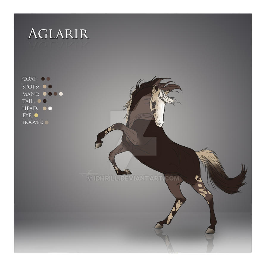 REFERENCE: Aglarir by Idhrill