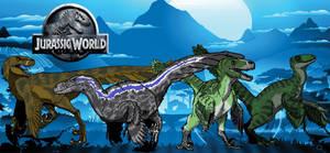 I.B.R.I.S. raptors