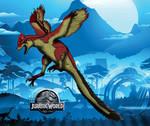 Dinovember day 26 - Deinonychus
