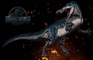 Dinovember day 15 - Baryonyx by kingrexy