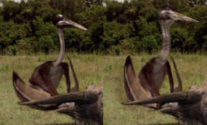 Quetzalcoatlus photomanipulation by kingrexy