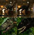 Indoraptor Photomanipulation (IDR-Gen 3)