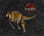 Dinovember day 23 - Parasaur