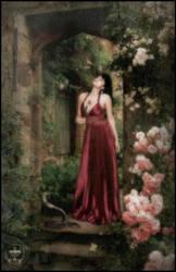 Rose Garden by Mortal-Cyn