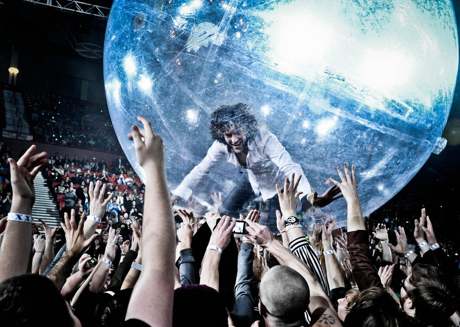 Wayne Coyne by okcdasphoto