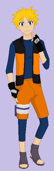 Meiko with no background by 1NarutoFreak