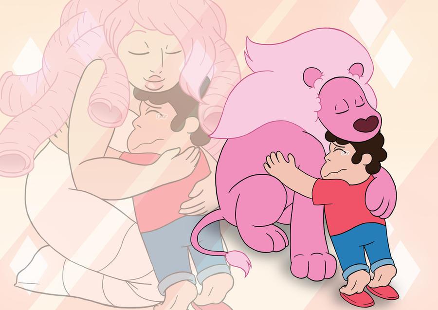 Steven Universe: A mothers' love
