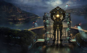 Pacific rim Contest TH09 by JabJira