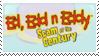EEnE Scam of the Century Stamp by Edness-Madness