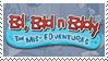 The Mis-Edventures Stamp by Edness-Madness