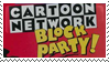 CN Block Party stamp by Edness-Madness